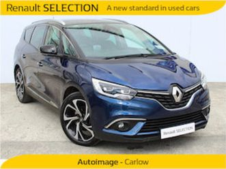 renault grand scenic signature nav dci leather 7 for sale in carlow for €26750 on donedeal