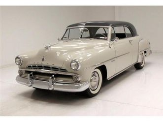 for-sale-1952-dodge-coronet-in-morgantown-pennsylvania