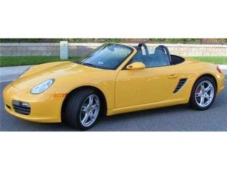 for sale: 2005 porsche boxster in stratford, new jersey