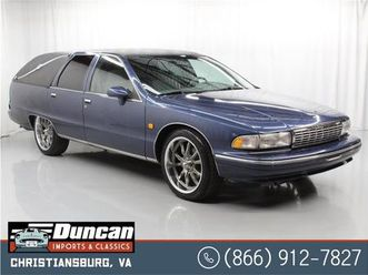 for sale: 1994 chevrolet caprice in christiansburg, virginia