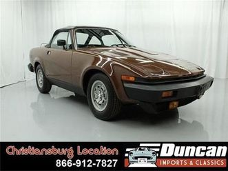 for sale: 1980 triumph tr7 in christiansburg, virginia https://cloud.leparking.fr/2020/08/05/12/06/triumph-tr7-for-sale-1980-triumph-tr7-in-christiansburg-virginia-brown_7707494379.jpg --
