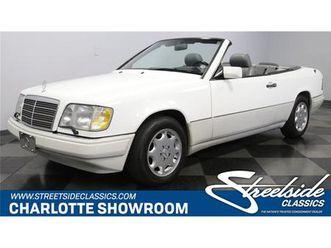 for sale: 1995 mercedes-benz e320 in concord, north carolina