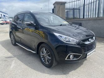 2014 hyundai ix35 4x4 142km!!! for sale in longford for €11950 on donedeal