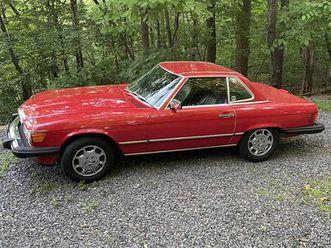 for sale: 1989 mercedes-benz 560sl in new hope, pennsylvania https://cloud.leparking.fr/2020/08/07/00/27/mercedes-sl-class-for-sale-1989-mercedes-benz-560sl-in-new-hope-pennsylvania-red_7709637521.jpg --