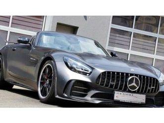 mercedes-benz amg gt roadster r deportivo o coupé de segunda mano en madrid | autocasion