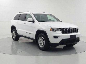 used 2020 jeep grand cherokee laredo uconnect dual zone