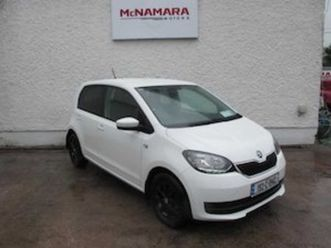 skoda citigo high spec 5dr only 12,000km for sale in cork for €11495 on donedeal