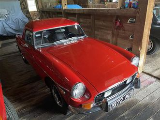 for sale: 1972 mg mgb in new hope, pennsylvania