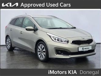 kia ceed sportswagon 1.6 ex 5dr 35 for sale in donegal for €14,945 on donedeal