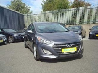 hyundai i30 1.6 crdi 110ps blue drive se for sale in dublin for €13350 on donedeal