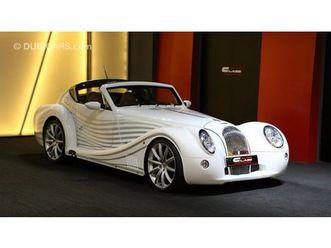 morgan aero 8 super sport for sale: aed 495,000