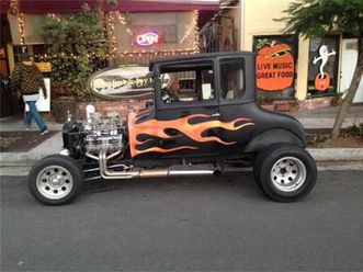 for sale: 1926 ford model t in cadillac, michigan