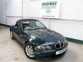 used-1999-bmw-z3-2-0-z3-roadster-2dr-convertible-65-000-miles-in-oxford-green-ii-metallic