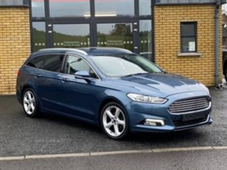 used 2019 ford mondeo titanium edition t estate 76,000 miles in blue for sale | carsite
