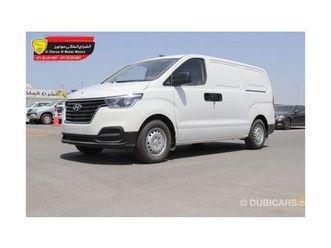 hyundai h-1 hyundai h1 cargo van 2.4l for sale