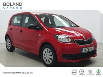 skoda citigo active 1.0mpi 60hp 5dr for sale in carlow for €8975 on donedeal