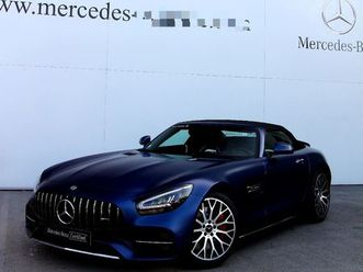 mercedes-benz amg gt roadster 522ch gts malus inclus