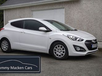 2015 hyundai i30 low mileage van. for sale in westmeath for €8400 on donedeal