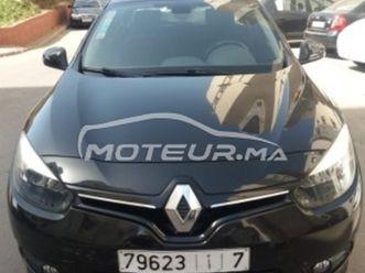 renault fluence 2014 diesel 327140 occasion à casablanca maroc