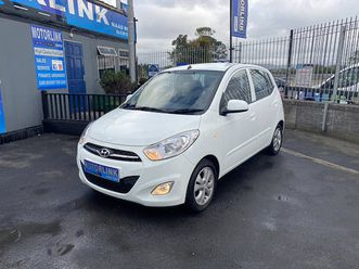 hyundai i10 1.2 comfort 2012 for sale in dublin for €6,450 on donedeal