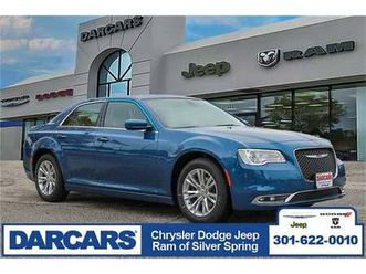 brand-new-blue-color-2020-chrysler-300-touring-for-sale-in-silver-spring-md-20904-vin-is