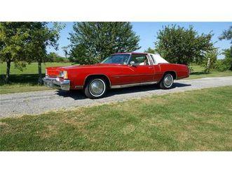 for sale: 1975 oldsmobile toronado in cadillac, michigan