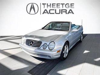 vehicule-mercedes-benz-clk-class-2003-usage-a-vendre-a-x
