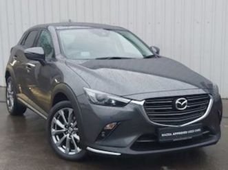 mazda cx-3 1.8d sport nav plus for sale in tyrone for £16995 on donedeal https://cloud.leparking.fr/2020/09/29/16/01/mazda-cx-3-mazda-cx-3-1-8d-sport-nav-plus-for-sale-in-tyrone-for-16995-on-donedeal-gris_7790385978.jpg --