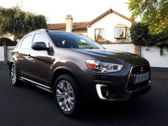asx high spec 1.6 did for sale in dublin for €14500 on donedeal