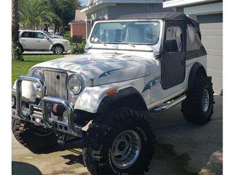 for sale: 1985 jeep cj7 in tavares, florida https://cloud.leparking.fr/2020/10/06/00/11/jeep-cj7-for-sale-1985-jeep-cj7-in-tavares-florida-white_7799255547.jpg --