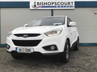 hyundai ix35, 2016 for sale in kildare for €13,950 on donedeal