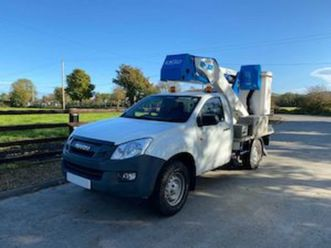 2016 isuzu d-max 2.5 4x4 cherry picker for sale in down for €35000 on donedeal https://cloud.leparking.fr/2020/10/09/12/47/isuzu-d-max-2016-isuzu-d-max-2-5-4x4-cherry-picker-for-sale-in-down-for-35000-on-donedeal_7805116240.jpg --