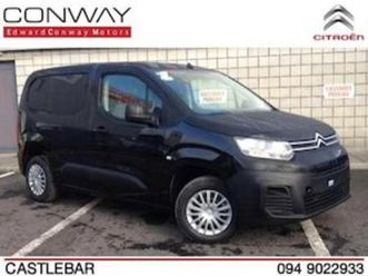 citroen-berlingo-3-seats-on-scrappage-deal-net-v-for-sale-in-mayo-for-eur13636-on-donedeal