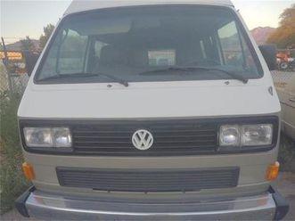 for sale: 1986 volkswagen vanagon in cadillac, michigan