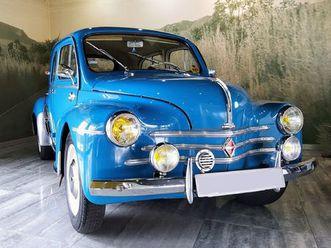 renault 4 cv a gasolina na auto compra e venda