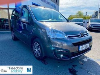 citroen-berlingo-multispace-wheelchair-taxi-spec-for-sale-in-mayo-for-eur19-950-on-donedeal