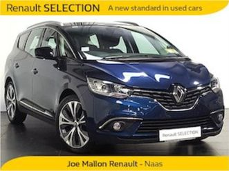 renault grand scenic dynamique nav dci for sale in kildare for €21952 on donedeal