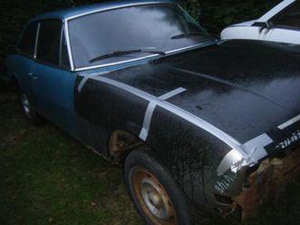 peugeot 504 coupé 1.8 - 1970
