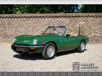 triumph-spitfire-1500-only-3-966-miles-factory-new-condition-overdrive