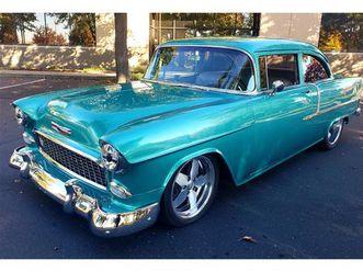 for sale: 1955 chevrolet 210 in el dorado hills, california