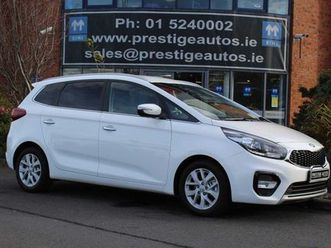 kia carens, 2017 for sale in dublin for €18,450 on donedeal