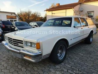 chevrolet caprice station *chevy crate 5.7 v8 motor 360ps*