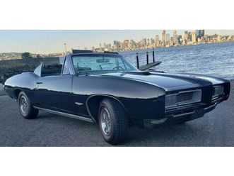 wanted ; 1968 pontiac gto convertible | classic cars | windsor region | kijiji