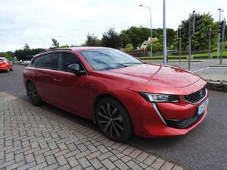 peugeot 508 sw gt line 1.5 hdi 130 bhp for sale in cork for €39,995 on donedeal