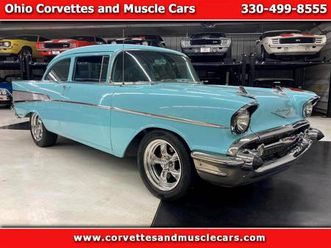 1957 chevrolet 210 american muscle car