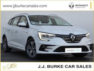 renault megane sport tourer iconic e-tech phev hy for sale in mayo for €31890 on donedeal