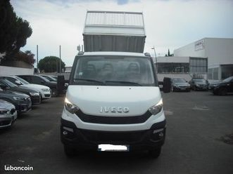 iveco daily 2.3 35c13 hpi benne +coffre