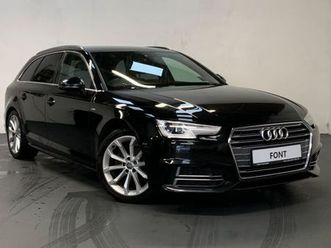 162 audi a4 2.0tdi 150bhp avant s-line = 1 owner for sale in mayo for €18,995 on donedeal