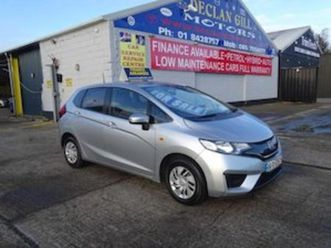 honda-fit-1-3-petrol-5dr-auto-180-road-tax-amazin-for-sale-in-dublin-for-eur9950-on-donedeal
