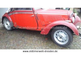 andere dkw f5 cabrio bj. 1935 mit brief